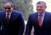 السیسی در اردن به دنبال چیست؟