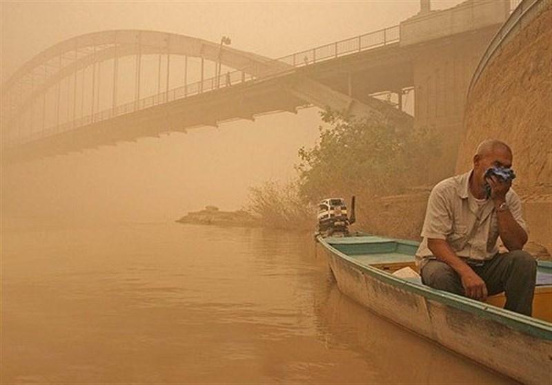 مردم مناطق شرقی کشور باز هم منتظر «گردوخاک» باشند/ افزایش دما در مناطق مختلف کشور