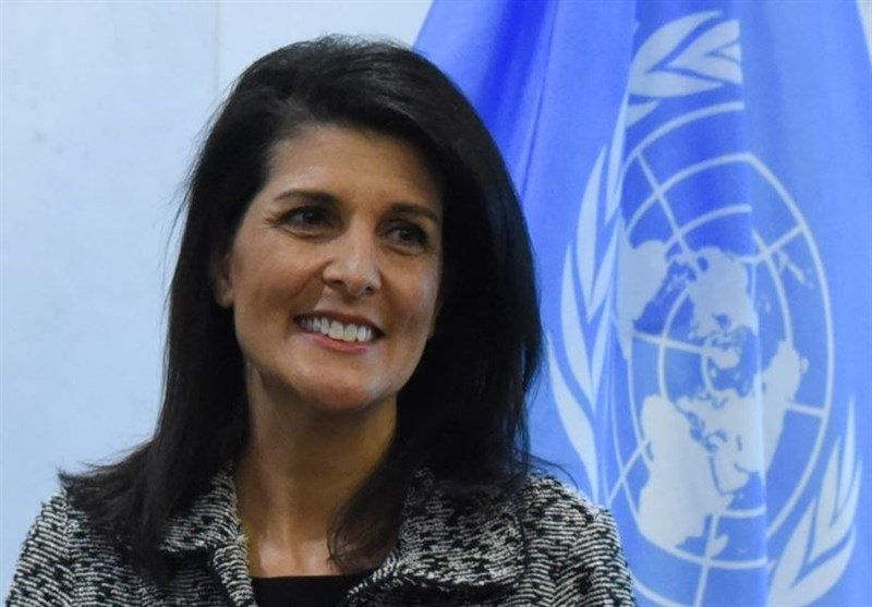 Haley: US Prepared to Take Further Military Action in Syria