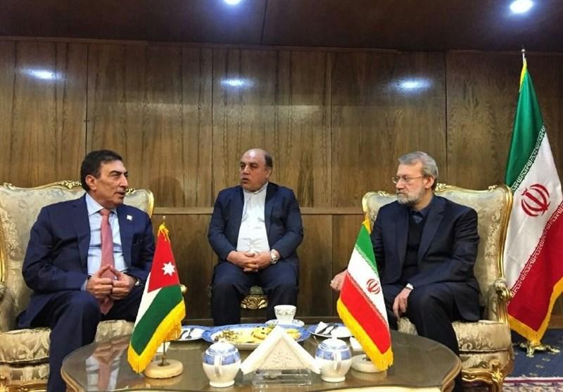 ما الذی جرى فی لقاءات لاریجانی بنظرائه فی طهران؟