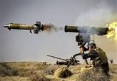 فیلم/ یک هدفگیری دقیق در سوریه