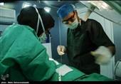 IRGC Moves Iran's Biggest Portable Field Hospital to Kermanshah