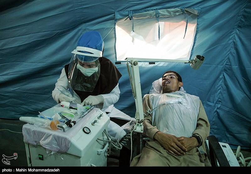 ارائه 20000 خدمت پزشکی در بیمارستان صحرایی پلدختر؛ تجهیزات پزشکی در روستاهای چم مهر مستقر میشود