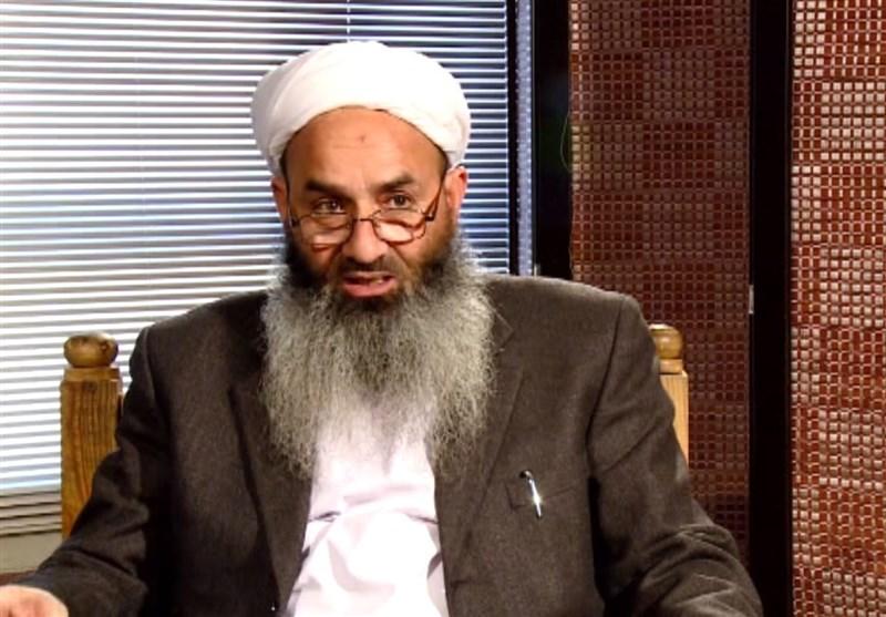 نذیر احمد حنفی عضو پارلمان افغانستان