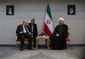 Rouhani: Islamic World Should Pay Price of Supporting Palestine