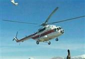 اورژانس هوایی لرستان برای کمک به مصدومان کرمانشاه به پرواز درآمد