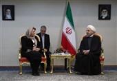 İran Cumhurbaşkanı: Suriye Halkının Yanında Kalacağız