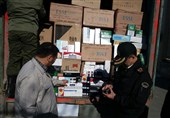 برخورد قاطع با قاچاقچیان مواد دخانی در کرمانشاه شدت مییابد