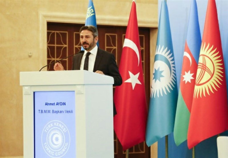 احمد آیدین ترکیه