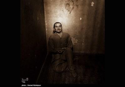 سلول شهید اسدالله لاجوردی در موزه عبرت