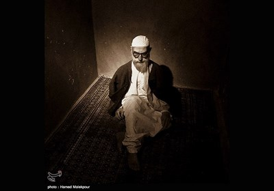 سلول شهید آیتالله سیدعبدالحسین دستغیب در موزه عبرت