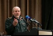 Enemies Seeking to Harm Iran's National Unity through Cyberspace: Commander