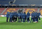 امیدواری 33 درصدی روسها به برتری تیم آزمون برابر منچستریونایتد + عکس