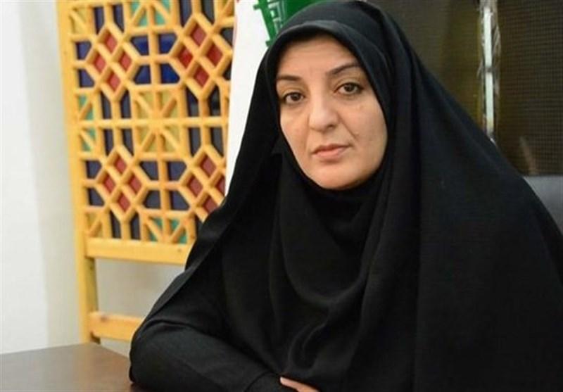 فاطمه دانش یزدی مدیرکل میراث فرهنگی، صنایع دستی و گردشگری یزد