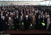 ادامه شمارش آرای انتخاب اعضای شورای مرکزی و داوطلبان کاندیداتوری/ اسامی کاندیداها در دومین مجمع اعلام میشود + عکس و فیلم