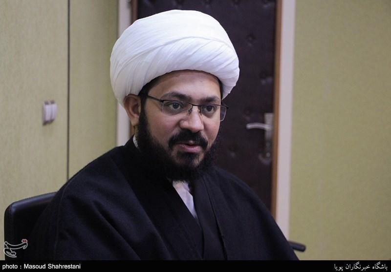 حجت الاسلام ناصرخلج کارشناس مسائل دینی