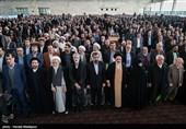 نخستین مجمع ملی «جبهه مردمی نیروهای انقلاب» + فیلم