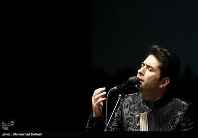 کنسرت محمد معتمدی در تالار وحدت