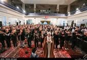 اقامه نماز جماعت مغرب و عشاء درمسجد جامع پیامبر اعظم(ص)