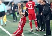 تبریک کنفدراسیون فوتبال آسیا به انصاریفرد