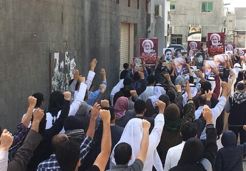 Bahrainis Stage Protest against Friday Prayers Ban (+Photos)