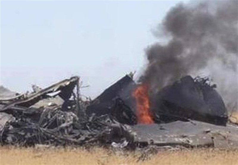 Jordan Warplane Crashes in Saudi Arabia