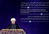 """حسن روحانی: معیار اصلی تورم """"جیب مردم"""" است نه بانک مرکزی و مرکز آمار"""