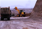 تاخیر 4 ماهه در پرداخت حقوق کارگران شرکت طرف قرارداد وزارت راه
