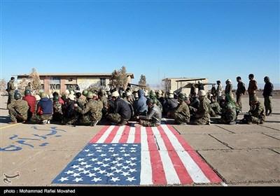Iranian Armed Forces Practice Urban Warfare Drills