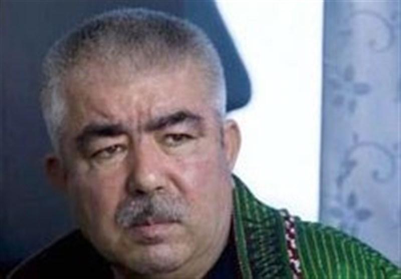 جنرل «دوستم» اپنے گهر میں نظربندی کے بعد افغانستان سے چلے گئے