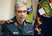 Top General Hails IRGC Forces as Iran's Security Shield