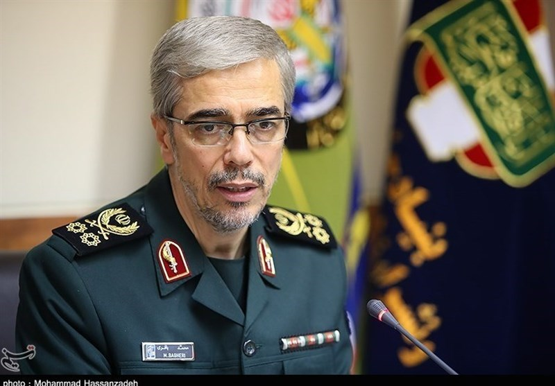 سردار باقری: دولت ترامپ تلاش داشته که ارتش آمریکا را وادار به تهاجم نظامی کند