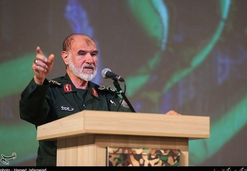 سردار اسدی: خط مقدم ما به آنسوی مدیترانه رفته است