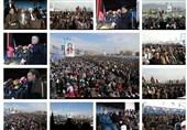 مراسم شهید مزاری در کابل