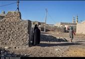 حرس الثورة الاسلامیة یواصل تدابیر مکافحة الحرمان فی سیستان وبلوشستان