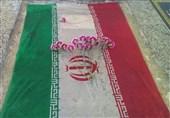 مردم مازندران با پیکرهای مطهر 7 شهید گمنام وداع کردند