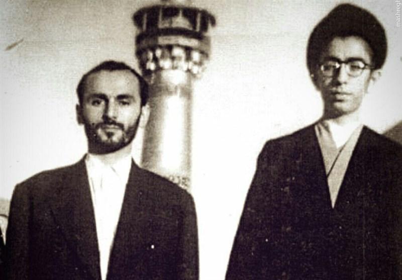 اولین کنش سیاسی رهبر انقلاب