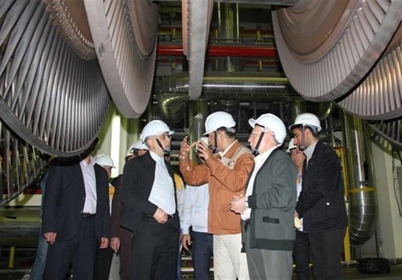 بازدید صالحی از نیروگاه بوشهر/ کاهش تکنیسین روسی نیروگاه از 300 به 25 نفر