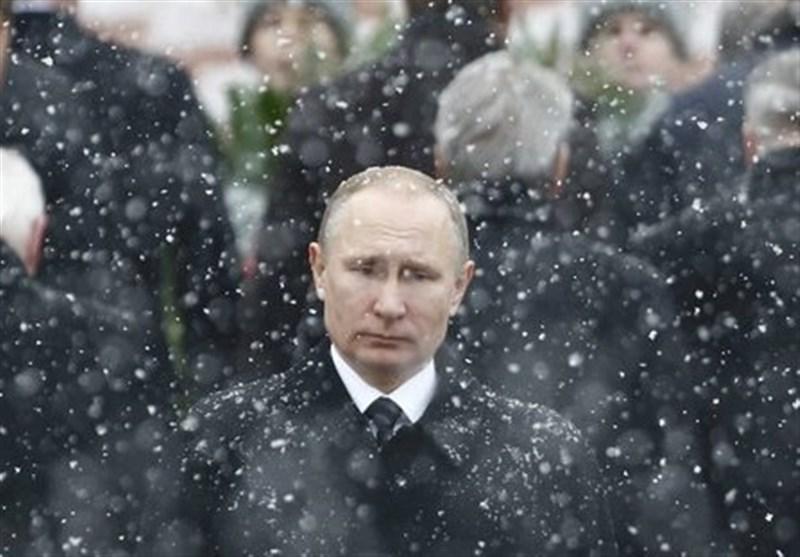 خودروی قطبنوردی پوتین + عکس