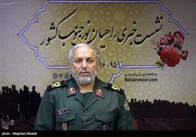 سردار نادر ادیبی دبیر ستاد مرکزی راهیان نور کشور