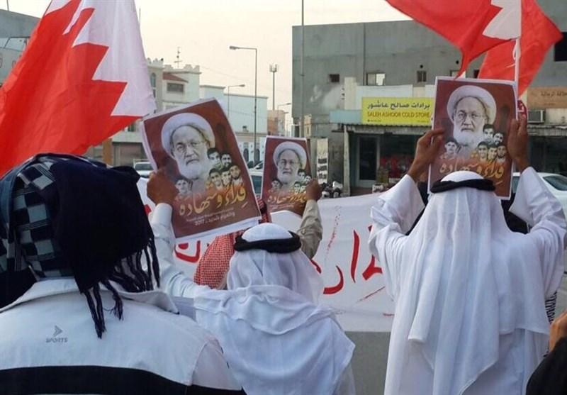 فراخوان بحرینیها برای تظاهرات شبانه در آستانه محاکمه عیسی قاسم
