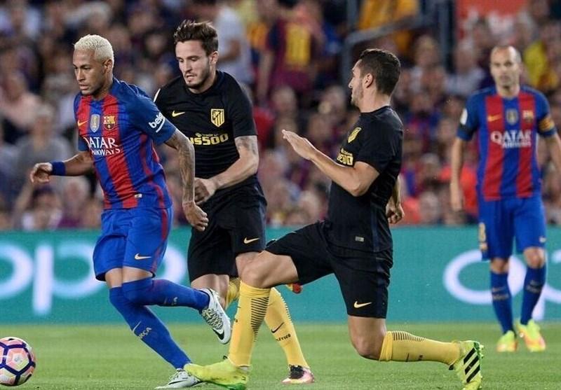 بارسلونا اتلتیکو مادرید