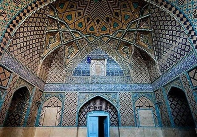 Jameh Mosque: A Tourist Attraction of Iran's Western City of Sanandaj - Tourism news