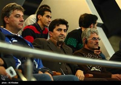 دیدار فوتسال گیتی پسند و تاسیسات دریایی-اصفهان