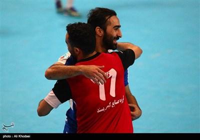لیگ برتر فوتسال|پیروزی پُرگل گیتی پسند مقابل شهرداری ساوه/ برتری آذرخش در نبرد جنوبی ها