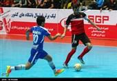 پیروزی 3 گله گیتی پسند برابر ارژن شیراز