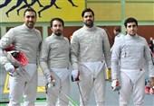 آغاز مسابقات جهانی سابر از 29 اردیبهشت ماه/ حضور 4 شمشیرباز ایران در مادرید