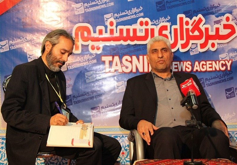 علی حسینی مدیرکل تامین اجتماعی کرمان