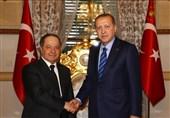سفر بارزانی به ترکیه و دیدار با اردوغان