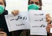 مردم خوزستان چوب «بیتدبیری دولت» را میخورند نه «عذاب الهی» را
